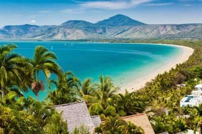 Palm Beach In Australia