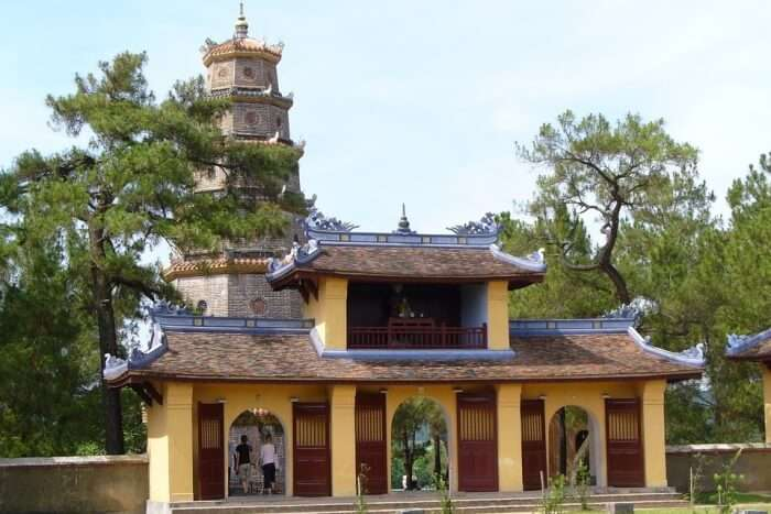 Pham Lam Pagoda