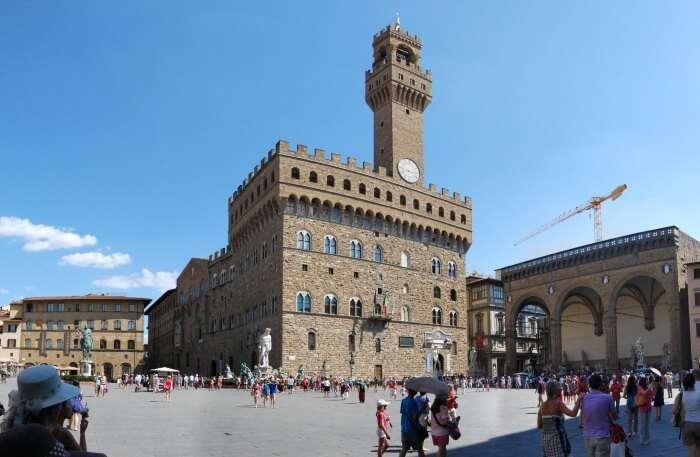 Piazza Del Signoria