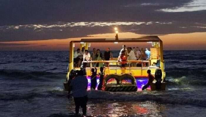 Private Boat Party
