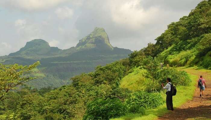 Rajmachi near Pune