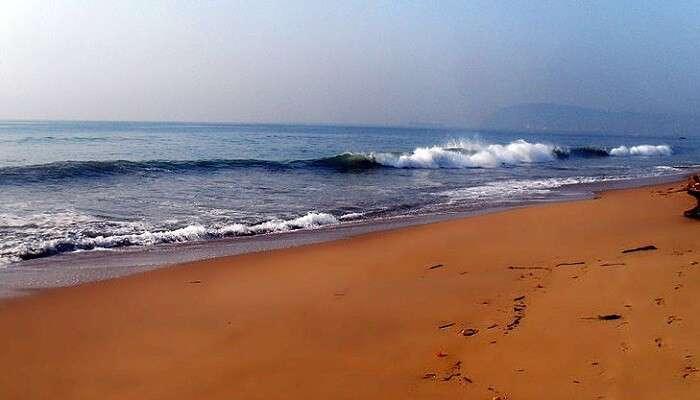 Rama Krishna Mission Beach