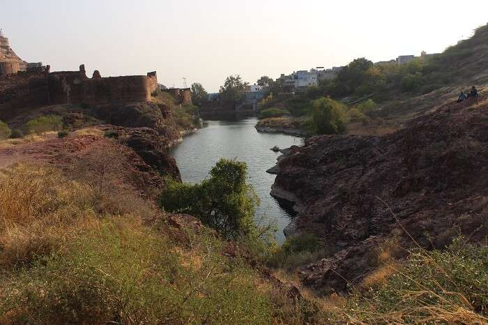Lakes in Jodhpur