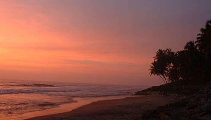 Thiruvambadi Beach
