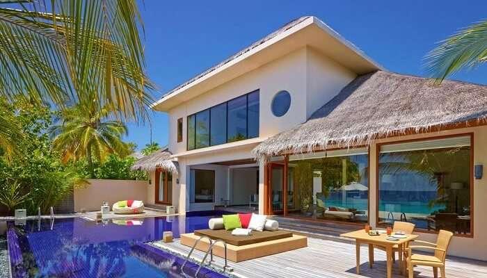Resort Huvaven