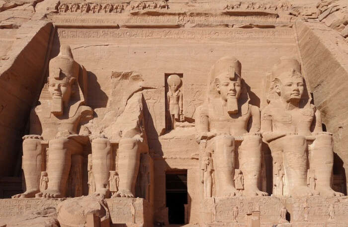 Rock Temples of Abu Simbel