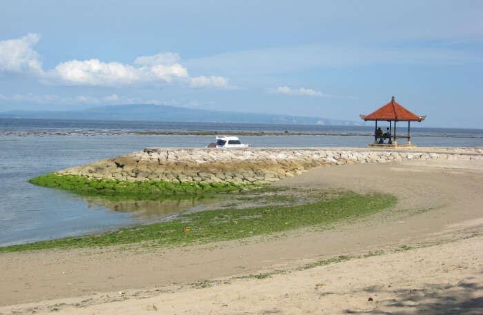 Sanur Beach in Bali