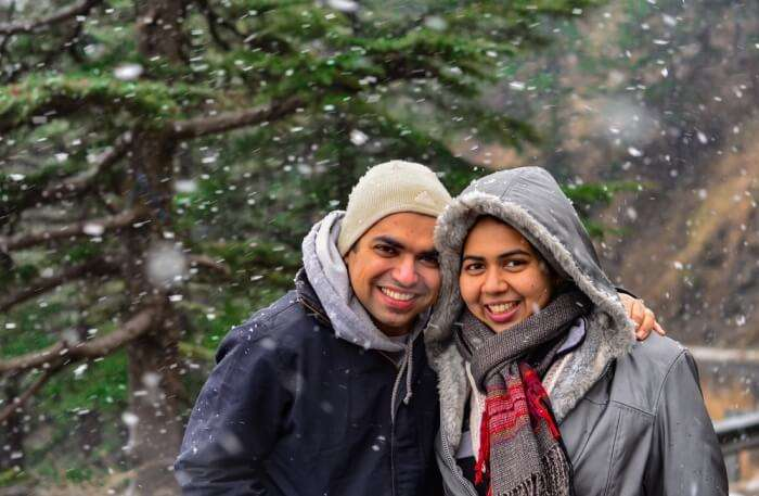 Shimla Couple