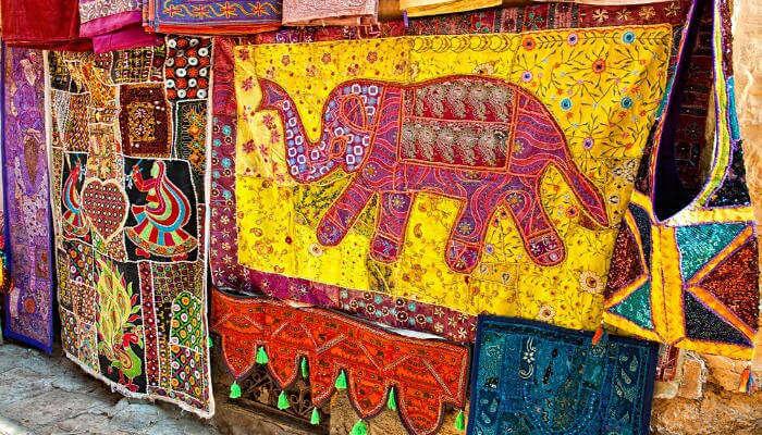 Shopping in Jaisalmer_23rd oct