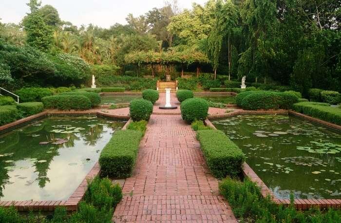 Singapore Botanic Gardens: Stop by