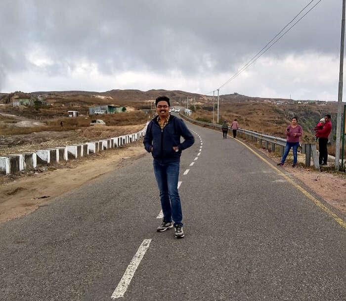 head to the Sohra way
