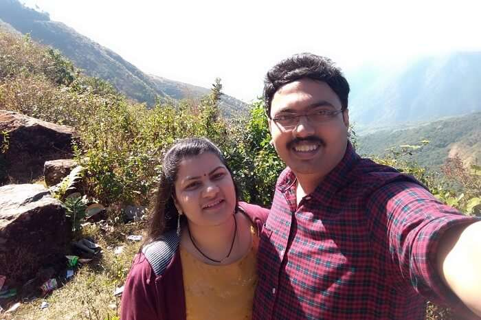 cover - Sunil's Romantic Trip To North East
