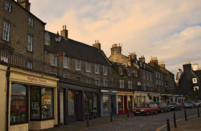 Stroll Through South Queensferry