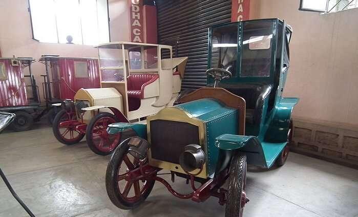sudha's car museum