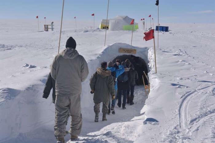 Summit Camp
