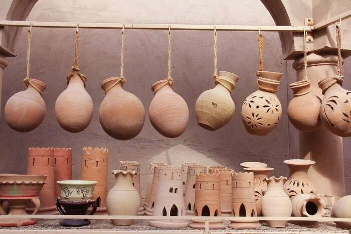Tegallalang Handicraft Center