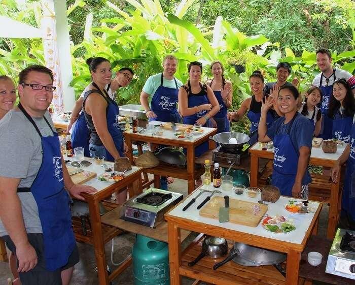 Thai Secret Cooking School