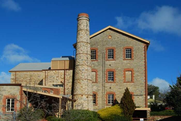 The Bridgewater Mill