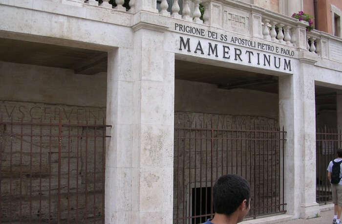 The Mamertine Prison
