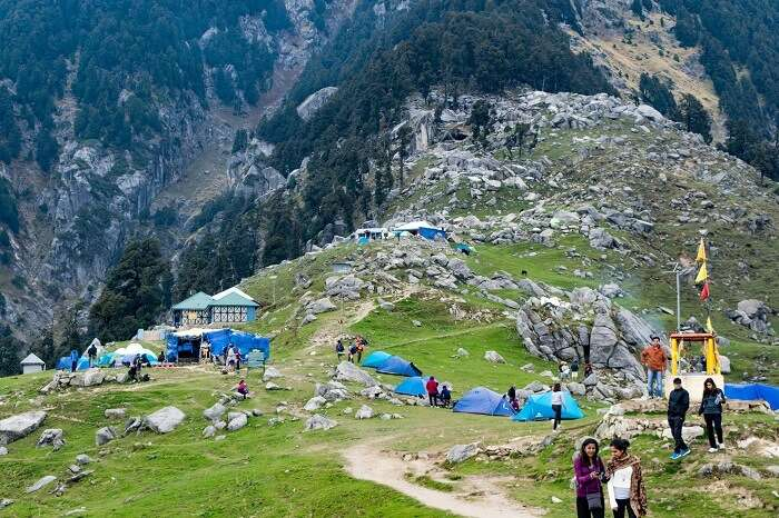 Trekking trails in Dharamshala