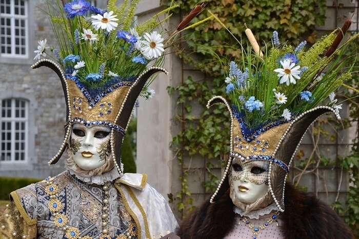 Venice Carnival Fees