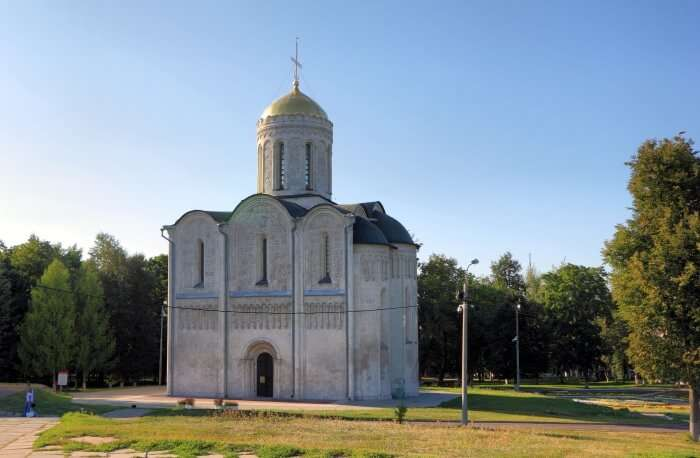 Visit The Cathedral Of Saint Demetrius