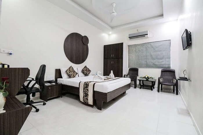 beautiful room of resort