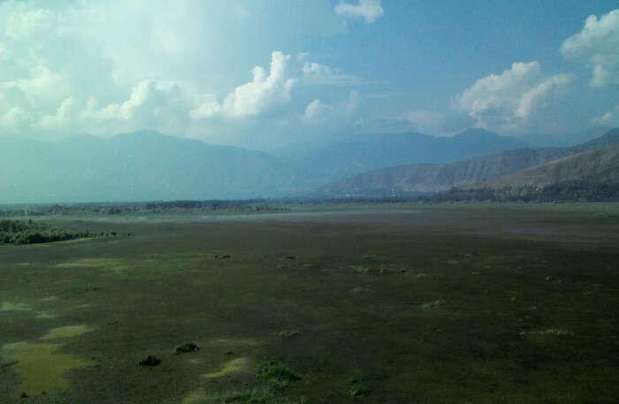 Wular Lake View