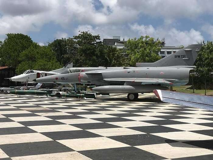 aircraft museum in colombo