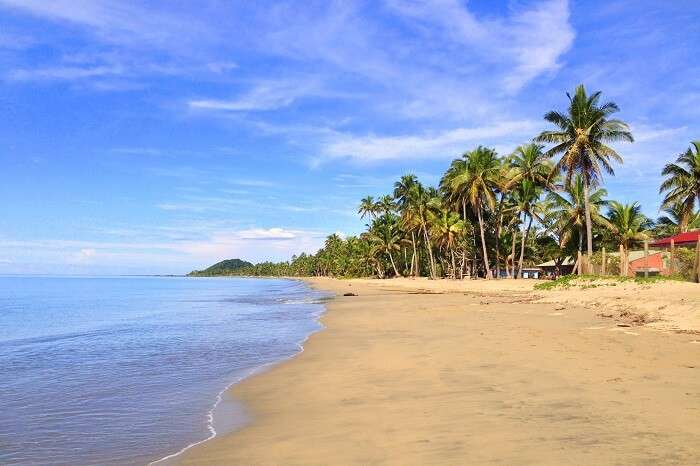 beaches in Fiji