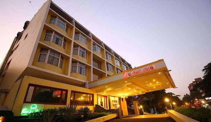 cama hotel ahmedabad