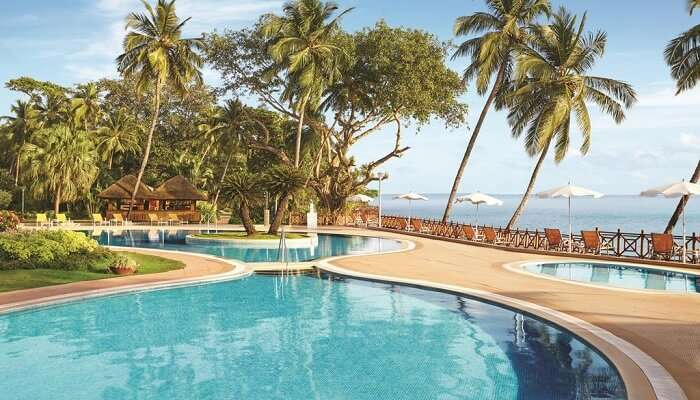 goa resort for couples