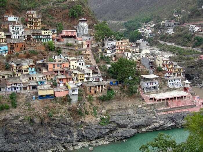 Devprayag in Uttrakhand