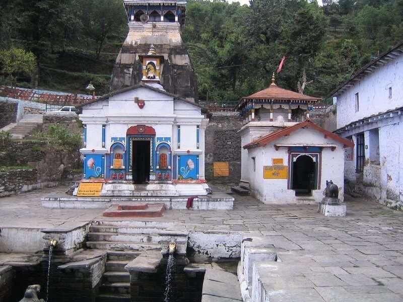 Gupta Kashi In Uttrakhand