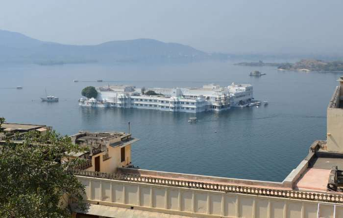 view of lake pichola