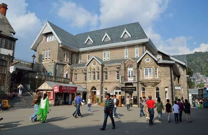 places to visit in Shimla on a honeymoon