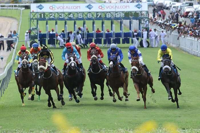 horse race port louis