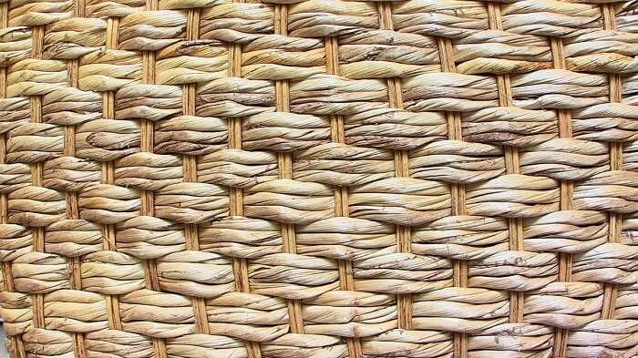 wicker mats