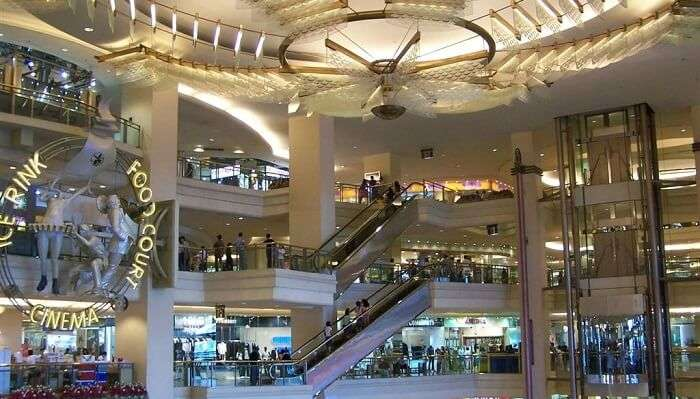 mall in indonesia