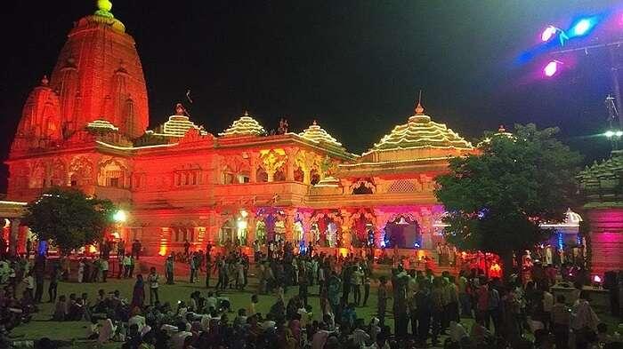 sanwariya temple