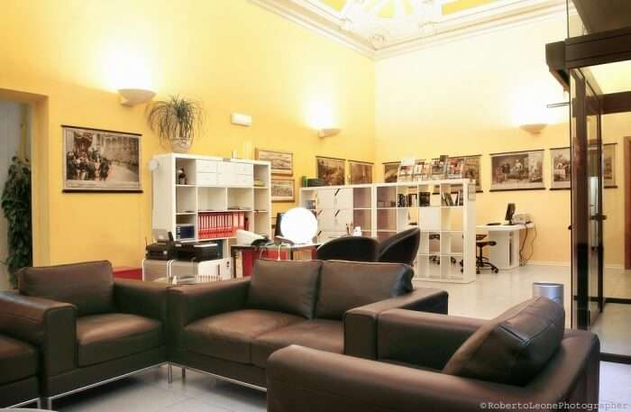 Academy Hostel In Florence