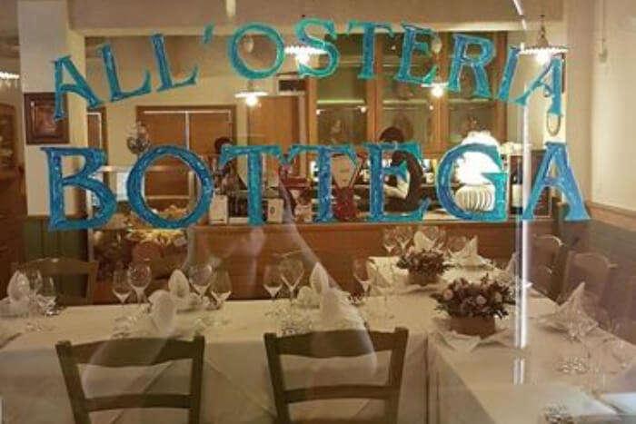 All'Osteria Bottega