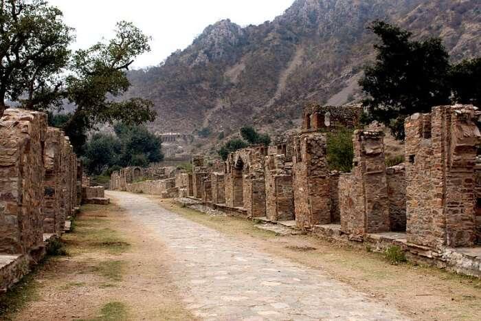 Alwar And Bhangarh