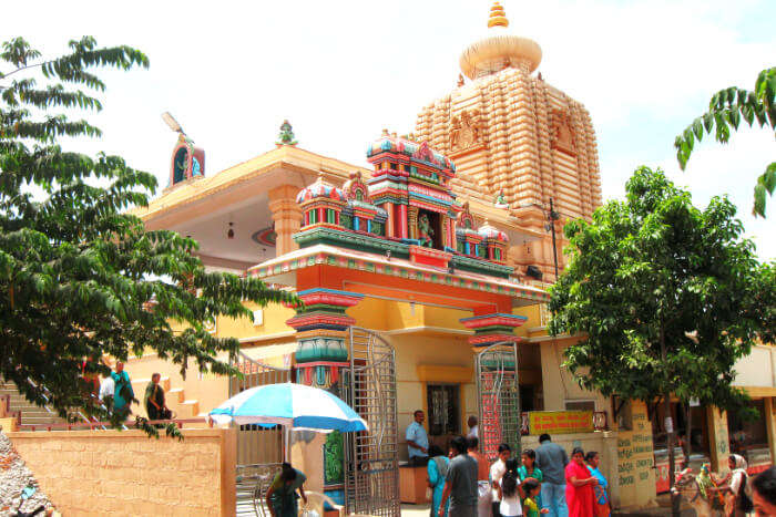Anjaneyaswami Temple