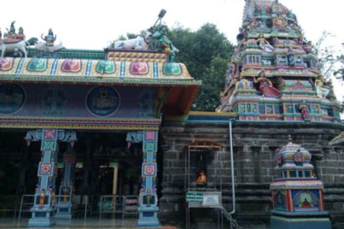 Arulmigu Ramanatheswarar Temple