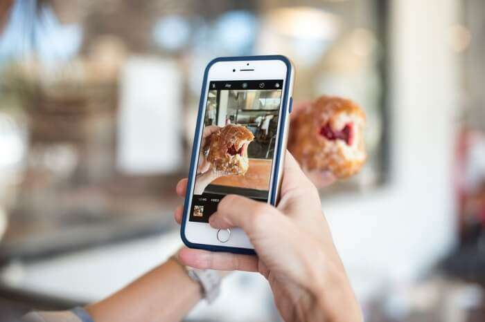 Avoid Clicking Pictures Of Food