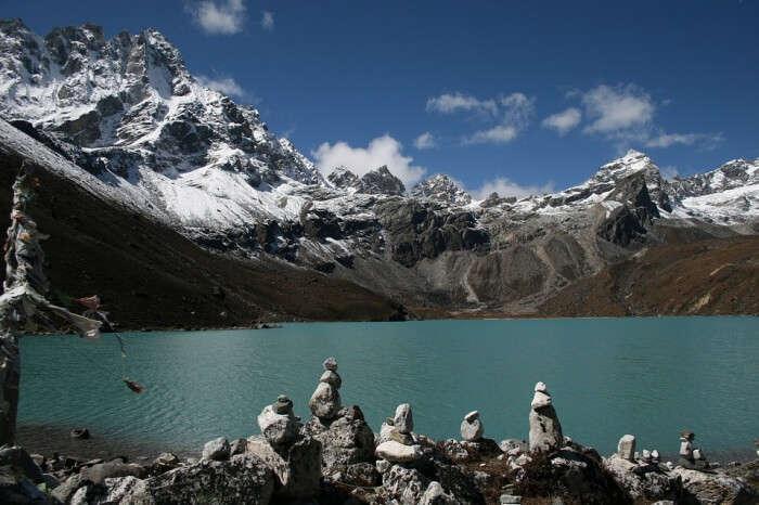 Badimalika Lake