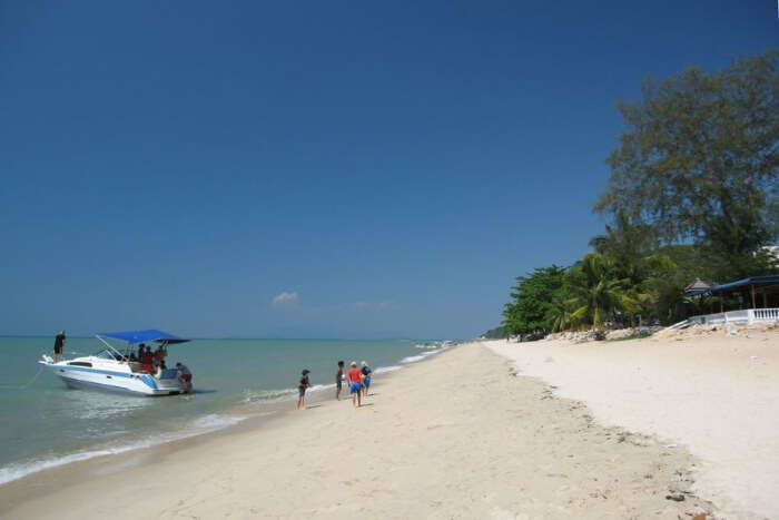 Batu Ferringhi Beach