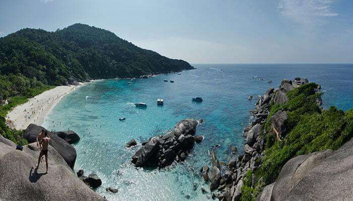 Best Time to visit Similan Islands
