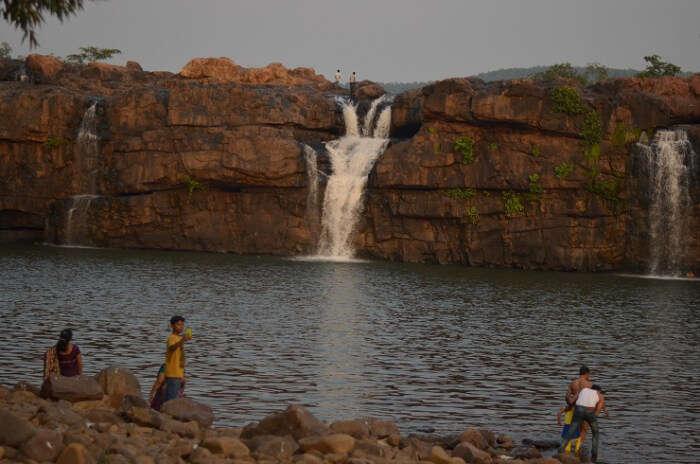 Bogatha Falls